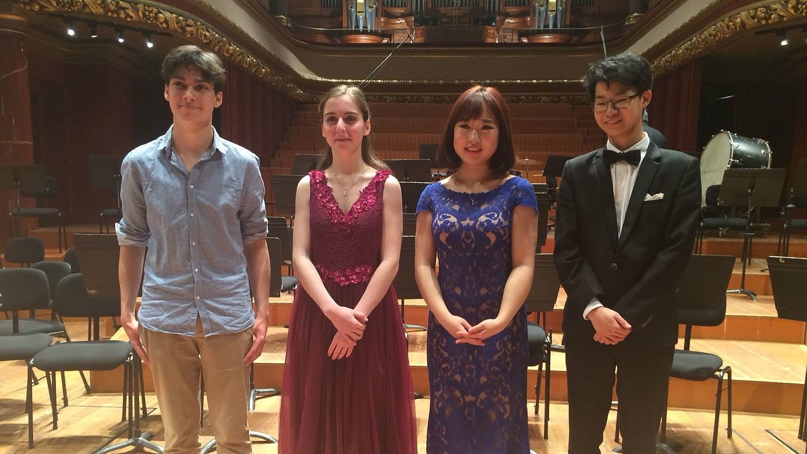 Image result for menuhin competition senior winners 2018